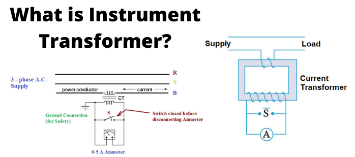 THE DEFINITION AND THE ADVANTAGES OF INSTRUMENT TRANSFORMER