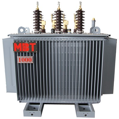 Close-type 3-phase oil-immersed transformer 1000KVA