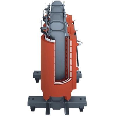 Three-phase dry-type transformer 1600kVA