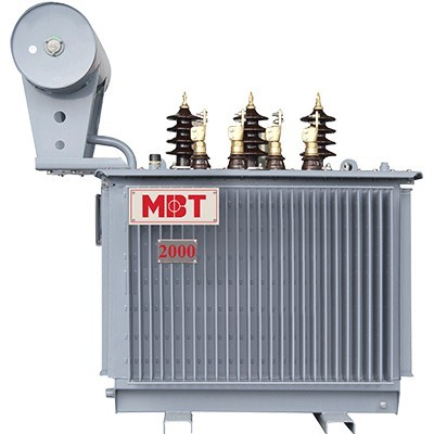 3 Phase Oil Filled Distribution Transformers 2000KVA